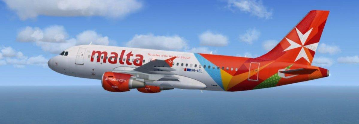 Vliegmaatschappij Air Malta