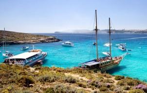 Top vijf stranden van Malta