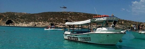 Vakantie Blue Lagoon